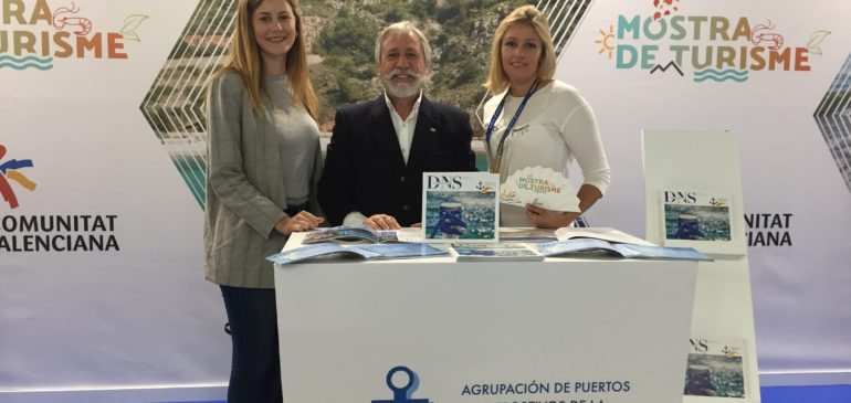 La Agrupación de Puertos Deportivos y Turísticos de la CV participa en el Valencia Boat Show
