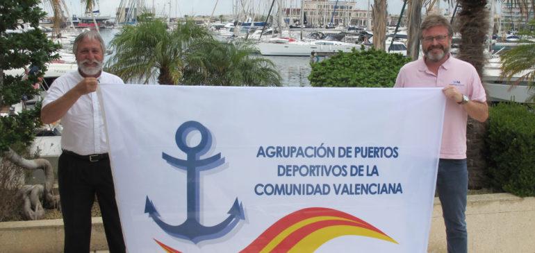 La actuación en el paseo consiguió conectar el puerto con la ciudad de Santa Pola
