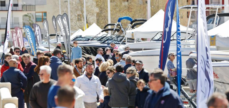 (Es) Inaugurada la Sea Weekend Xàbia en Marina Nou Fontana