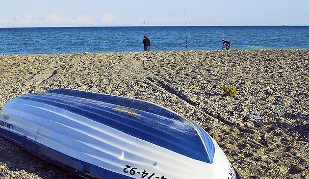 Los 14 puertos de la Agrupación se ubican junto a playas con bandera azul