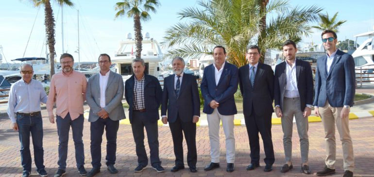 La Agrupación de Puertos Deportivos y Turísticos de la Comunidad Valenciana celebra su X Aniversario