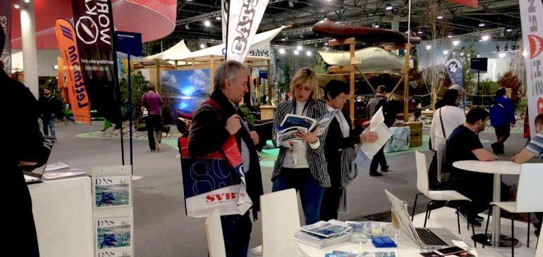El turismo náutico de la Comunitat Valenciana participa en Boot Düsseldorf 2020