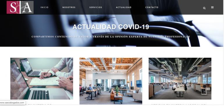 (Es) Actualidad COVID-19