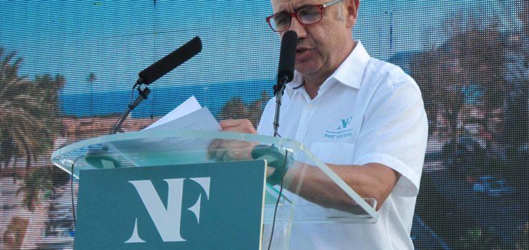 (Es) El proyecto del nuevo canal de  Marina Nou Fontana ya es una realidad